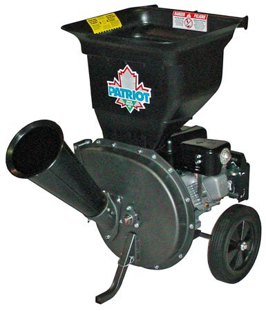 Patriot-Products-CSV-3065B-65-HP-Briggs-Stratton-Gas-Powered-Wood-ChipperLeaf-Shredder