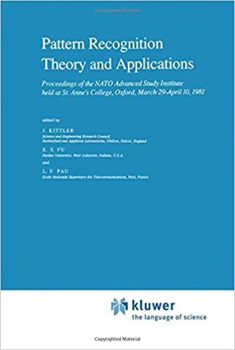 Pattern Recognition Theory and Applications: Proceedings of