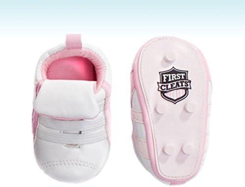 First Cleats Soft Safe Newborn Novelty Footwear,0 6 Months