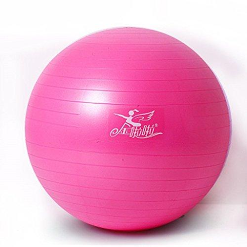 Balle de yoga, épaissir les femmes enceintes antidéflagrantes Balle de livraison baller les débutantes enfant gymnase ( Couleur : #1 , taille : 65cm )