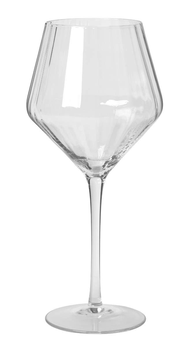 broste Copenhagen 14460678 SANDVIG - Vaso de borgoña (23,4 cm ...