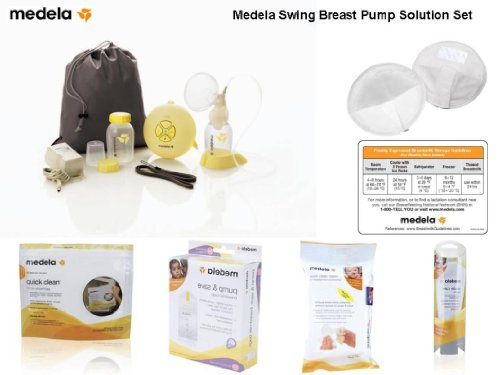 Medela Swing Set with free accessories by Medela