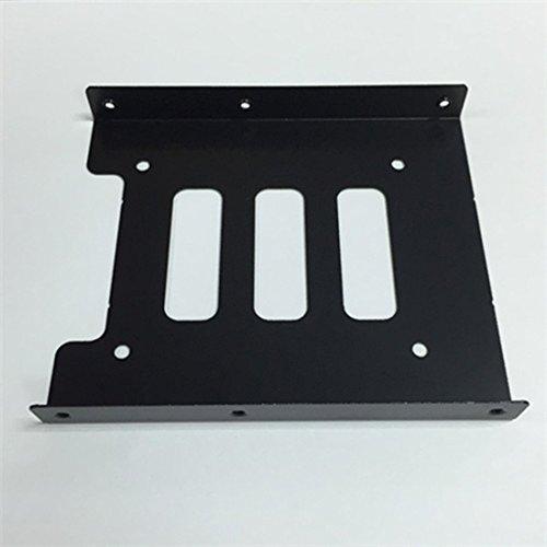 eDealMax métal DE 2,5 à 3,5 SSD HDD Adaptateur de Fixation du Support rigide porteur d'entraînement by eDealMax (Image #3)