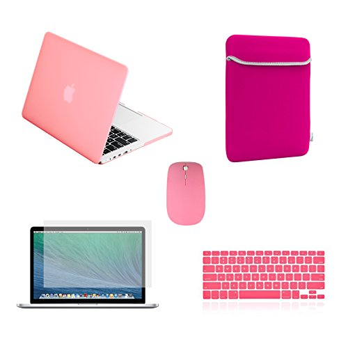 TopCase Macbook Retina Display Bundle