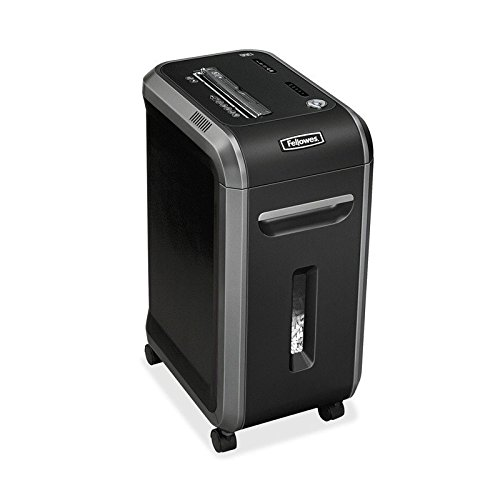 Fellowes Powershred Jam Proof Cross Cut Paper Shredder