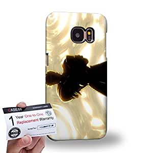 Case88 [Samsung Galaxy S7] 3D impresa Carcasa/Funda dura para & Tarjeta de garantía - Fate Stay Night Gilgamesh Gate of Babylon 1031