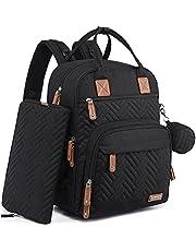 Diaper Bag Backpack, iniuniu Large Unisex Baby Bags for Boys Girls