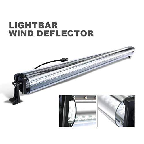 50in led light bar cover - 1