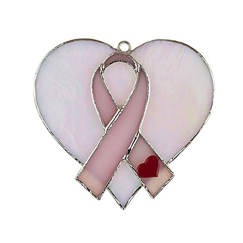- Switchables Breast Cancer Awareness Ribbon, Glass Cover