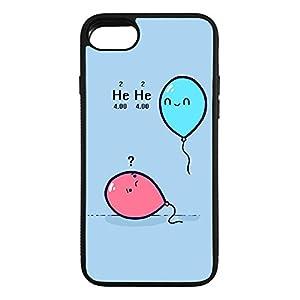 IPhone 7Plus Case & IPhone 8Plus Case Cartoon Series Soft TPU Protective Case for Apple Iphone 7Plus/8Plus - Helium Balloon