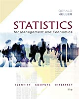 Statistics for Management and Economics (Book Only)
