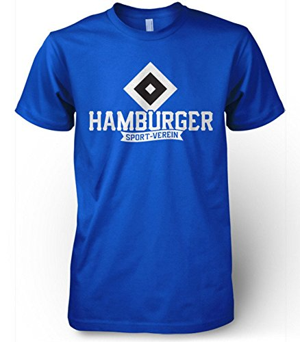 "17x150 cm HAMBURGER SV HSV Écharpe /""HAMBOURG/"" env"