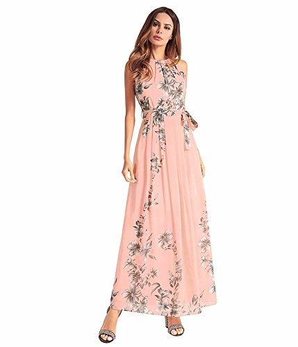 Robes D'été Sjmm Dans Le Rose D'été