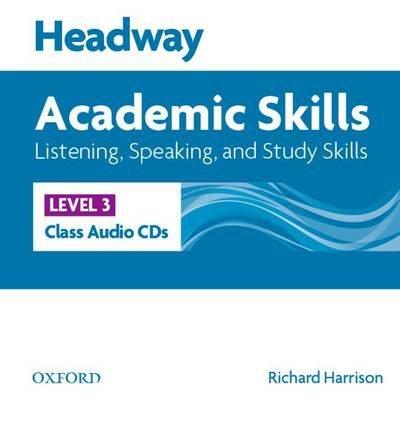 [(Headway Academic Skills: 3: Listening, Speaking, and Study Skills Class Audio CDs (3))] [Author: Richard Harrison] published on (September, 2013) pdf epub