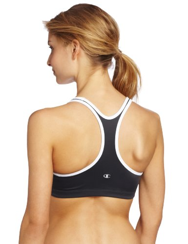Champion Women's Shaped T-Back Sport Bra at Amazon Women's ...