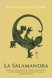 La Salamandra: Espiritu Elemental del Fuego Que Permite El ...