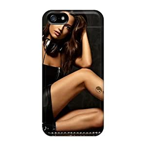 Tpu NikRun Shockproof Scratcheproof Fantasy Beats Music Hard Case Cover For Iphone 5/5s