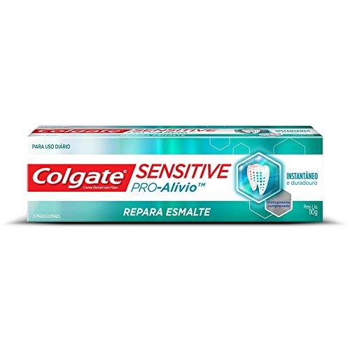 Creme Dental Colgate Sensitive Pro-Alívio Repara Esmalte 110g