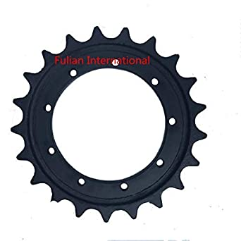 Fit for Yanmar YB151 Sprocket Excavator Mini Track Undercarriage Parts