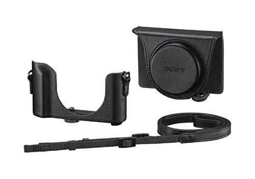 Sony Premium Cover Pocket - Sony LCJ-HWA BC Jacket Case (Black)