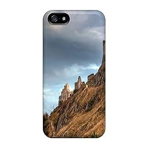 New Arrival Iphone 5/5s Case Castle Case Cover