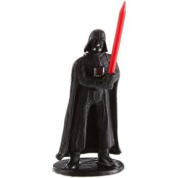 Amazon.com: Star Wars Icono torta de cumpleaños velas – 6 PC ...