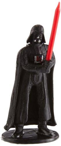 (Star Wars Birthday Cake Candle Darth Vader)