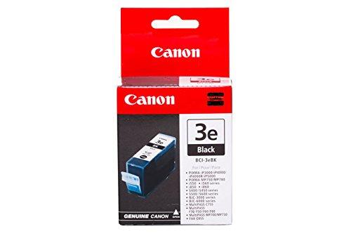 14 opinioni per Canon 4479A002 Serbatoio Inchiostro Ink Pigmentato BCI-3EBK, Nero