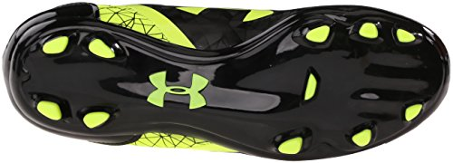 Under Armour Speedform Flash FG Pista Dura Niños Fútbol Botas Negras