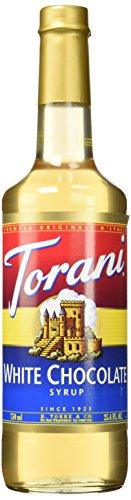 Torani Chocolate Bianco Syrup 750 product image