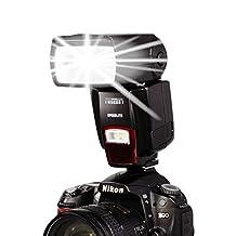 INSEESI IN560IV Wireless Flash Speedlite For Canon, Nikon,Pentax Universal Flash Speed Light,eg Nikon D5200 D5300 D5500 D7000 D7100 D7200 D750 D3000 D3100 D3200 D3300 D500 D300,as like yongnuo 560iv.