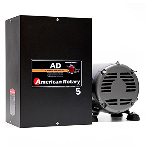 American Rotary AD05 | 5HP 240V Wall Mount AD Series Rotary