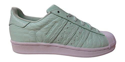 W Donna Green White Scarpe Aq2711 Adidas Superstar Sportive pxqOnfP