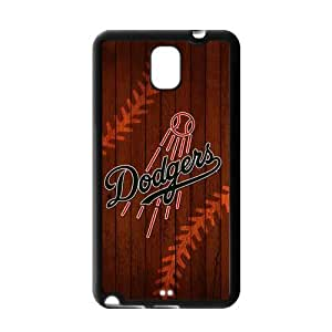 MLB - Los Angeles Dodgers - Los Angeles Dodgers- Alternate Solid DistressedCase for Samsung Galaxy Note 3. by runtopwell