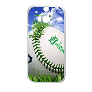 Baseball Ball HTC One M8 Cell Phone Case White J9899618
