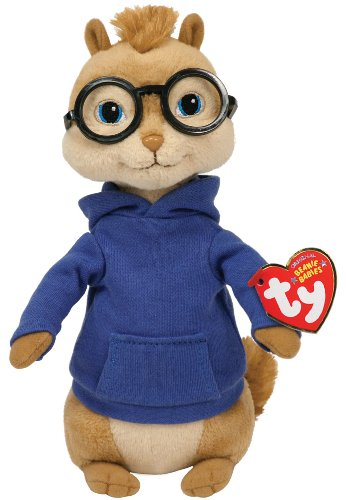 (Ty Beanie Baby Simon, Alvin and the Chipmunks)