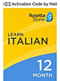Rosetta Stone: Learn French for 12 months on iOS, Android, PC, and Mac [Activation Code by Mail]