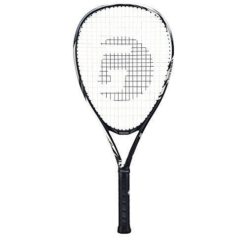 Gamma Sports RZR Bubba Tennis Racquet, 1/2-Grip Size