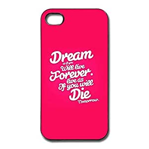 IPhone 4/4s Cases Dream Design Hard Back Cover Cases Desgined By RRG2G