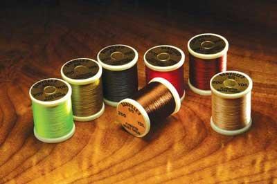 Danville 6/0 Flymaster Thread (263 Olive) ()