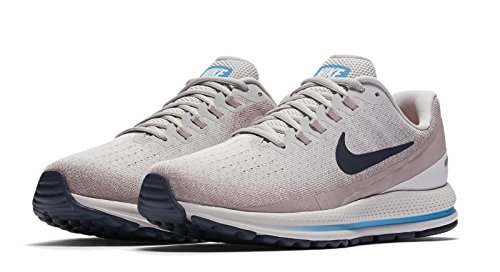 87e37a41c8 ... Nike Air Zoom Vomero 13, Zapatillas de Trail Running Para Mujer Rosa (Gris  Vasto ...