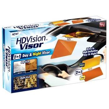 Idea Village HD Vision Visor The Day & Night Visor for Your Car