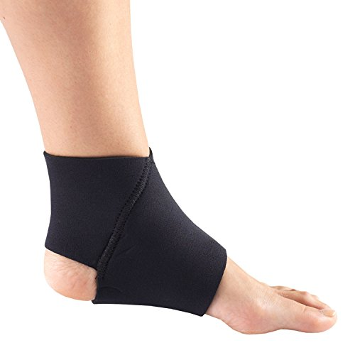 Champion Ankle Support, Figure 8, Neoprene, Medium