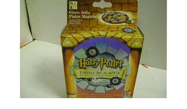 HARRY POTTER JUEGOS de PIEDRAS MAGICAS: Amazon.es: Juguetes y juegos