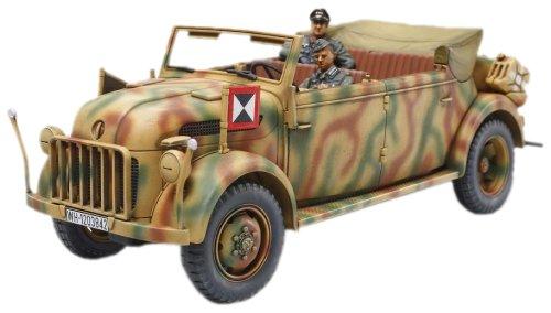German Steyr Type 1500a Kommandeurwagen Tamiya - Steyr Type