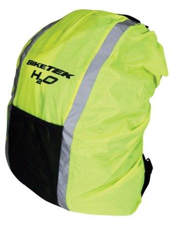 412rFH79OXL - LUGRS11 - Biketek Waterproof Rucksack Cover