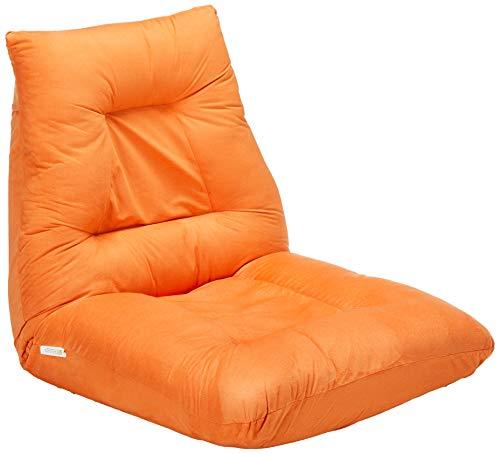 Prime Lz Leisure Zone Adjustable 5 Position Folding Floor Chair Lazy Sofa Cushion Gaming Chair Orange Ibusinesslaw Wood Chair Design Ideas Ibusinesslaworg