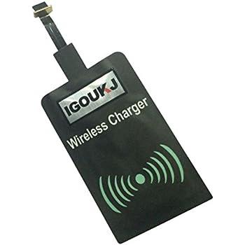 Amazon.com: Nillkin Wireless Charger Receiver, Magic Tag Qi ...