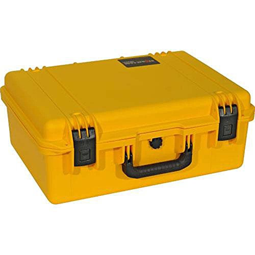 1 - Pelican Storm Case iM2600 - w/Foam - Yellow