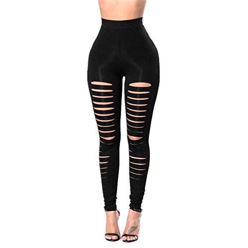 Leggings UPLOTER Skinny Stretchy Trousers